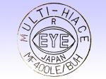 EYE MULTI - HIACE MF400LE/BUH