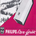Philips Ozon-Ger?te 1956